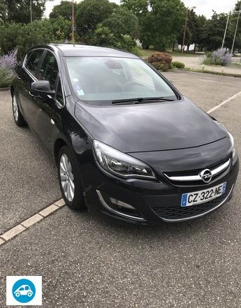 Opel Astra Cosmo
