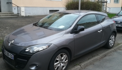 A VALIDER : Renault Mégane III Coupé Diesel Automatique 2011 CHATENAY MALABRY