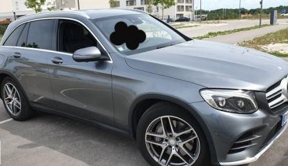 Mercedes Classe GLC Sportline