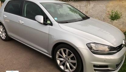 Volkswagen Golf 7 Carat