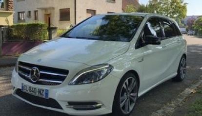 Mercedes Classe B Turbo