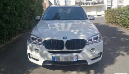 Bmw X5 Sdrive Lounge