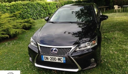 Lexus CT Hybride FSport