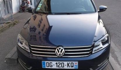 Volkswagen Passat Technologie Bluemotion