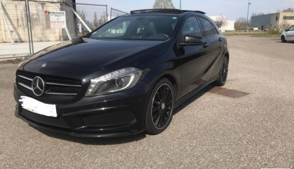 Mercedes Classe A Fascination Pack Amg