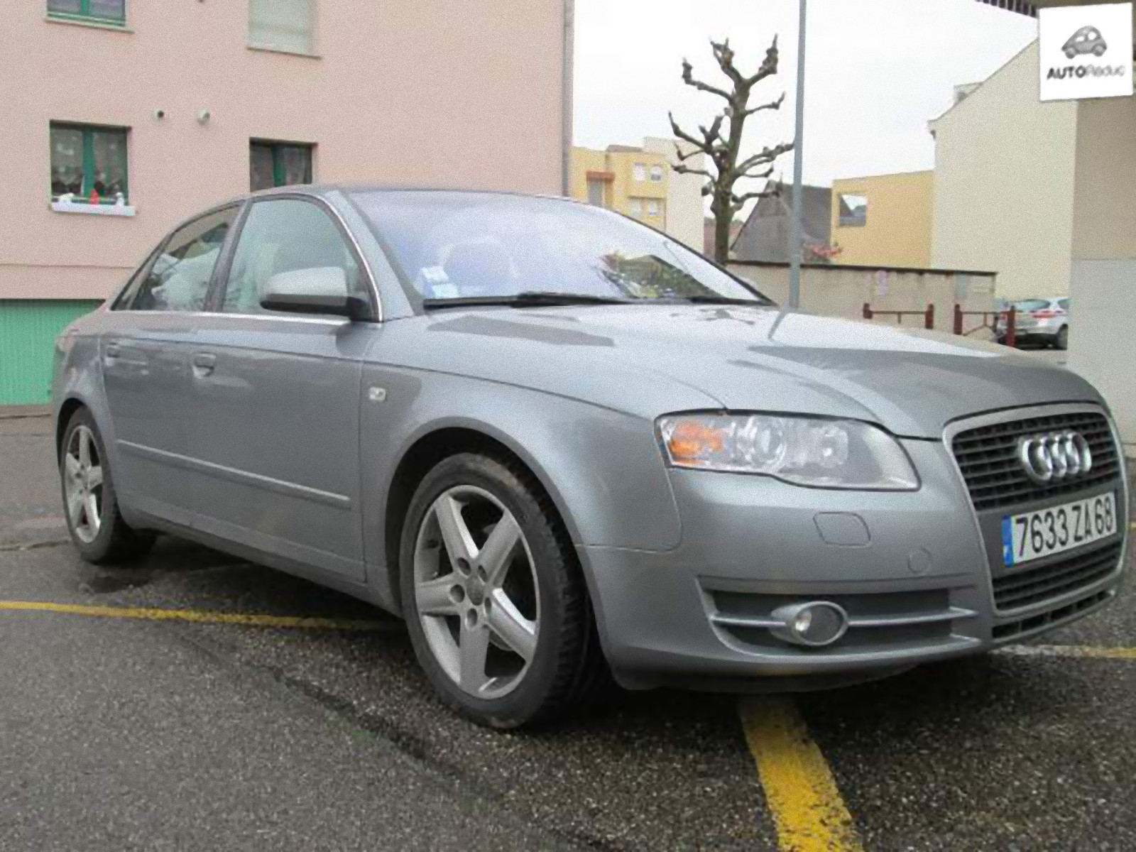 achat audi a4 2 0 tdi ambition luxe berline d 39 occasion pas cher 9 990. Black Bedroom Furniture Sets. Home Design Ideas
