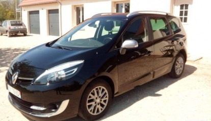 Renault Grand Scenic 3 Limited