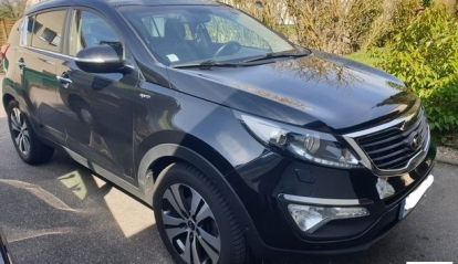 Kia Sportage Ultimate