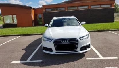 Audi A6 Avant Ultra Avus