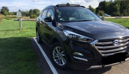 Hyundai Tucson Executive
