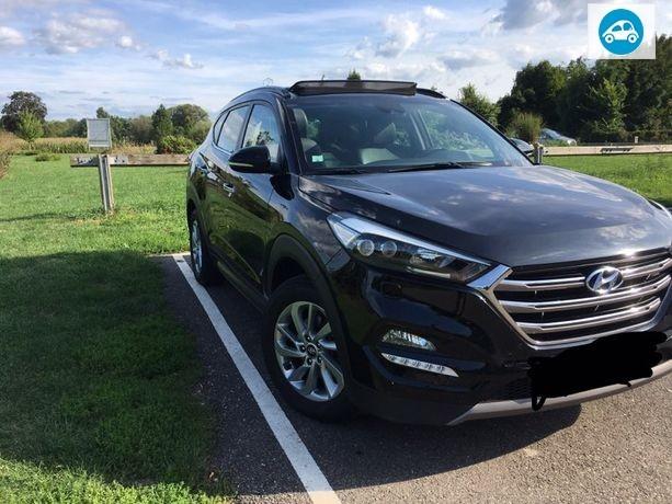 Hyundai Tucson Executive