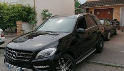 Mercedes Classe M Bluetec