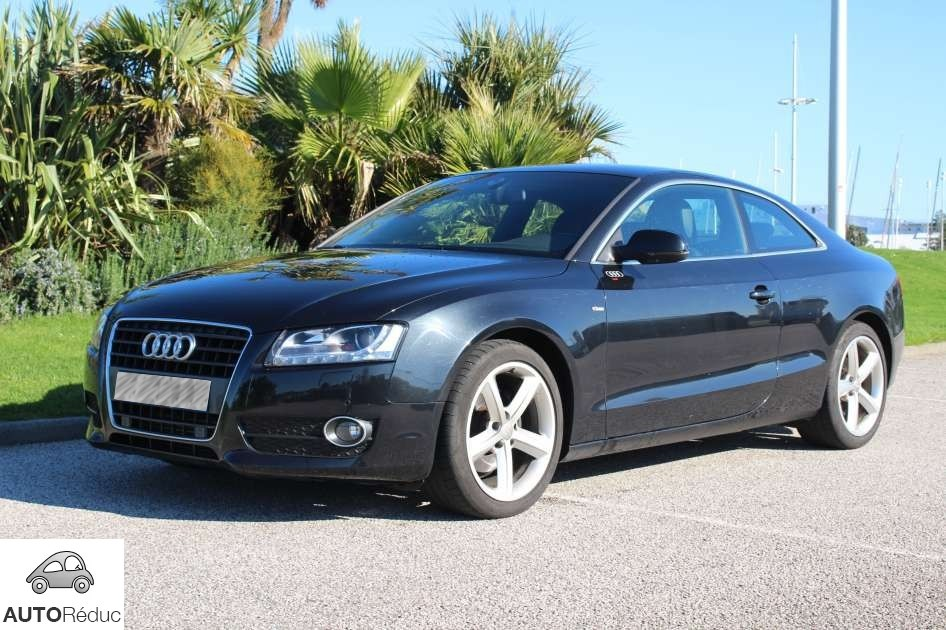 achat audi a5 2 0 tdi sline d 39 occasion pas cher 23 700. Black Bedroom Furniture Sets. Home Design Ideas