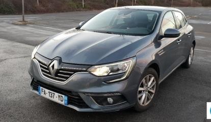 Renault Megane 4 Intense