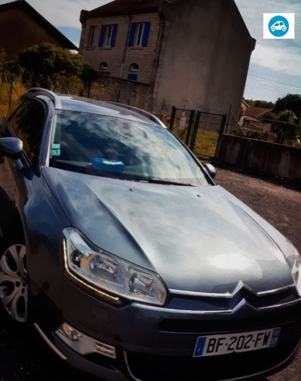 Citroen C5 Tourer confort