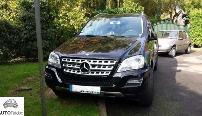 Mercedes ML 350 CDI 4 Matic 7G Tronic