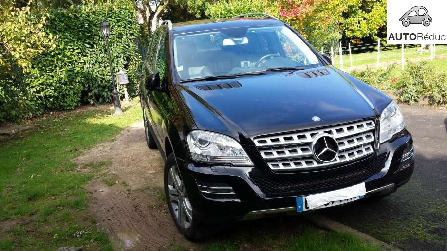 achat mercedes ml 350 cdi 4 matic 7g tronic d 39 occasion pas cher 36 500. Black Bedroom Furniture Sets. Home Design Ideas