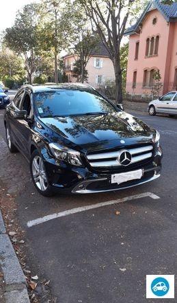 Mercedes Classe GLA 220 Sensation