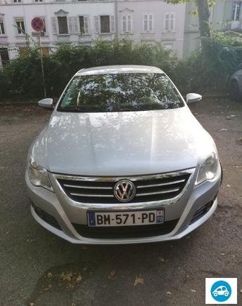 Volkswagen Passat Carat Sport