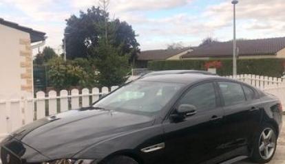 Jaguar Xe R Sport Auto