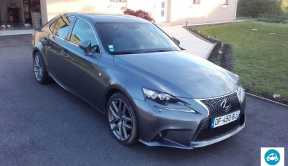 Lexus Is 300h F Pack Executive Sport +