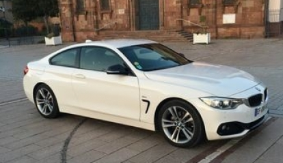 Bmw Serie 4 Sport Coupe