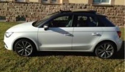 Audi A1 Business Line