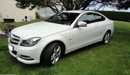 Mercedes Classe C 220 CDI Coupé BlueEfficiency