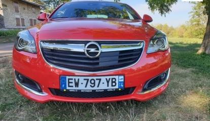 Opel Insignia Ecoflex Elite