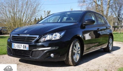 Peugeot 308 1.6 HDi FAP Business Pack Berline