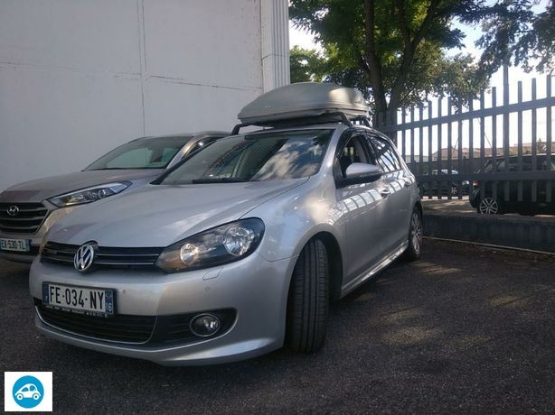 Volkswagen Golf 6 R Line