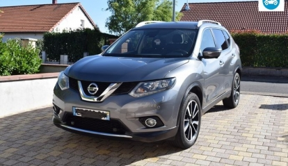 Nissan X trail Connect