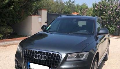 Audi Q5 Quattro S Line