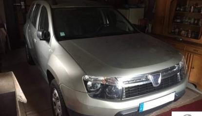 Dacia Duster 1.5 dCi FAP Lauréate 4x4