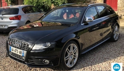 Audi S4 B8 Avant Break