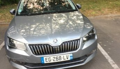 Skoda Superb Laurin