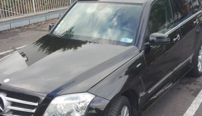 Mercedes Classe GLK Blueefficiency Design