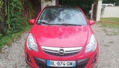 Opel Corsa Edition Color
