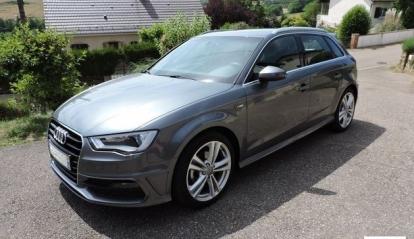 Audi A3 Ultra S Line