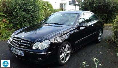 Mercedes Classe CLK Avantgrade