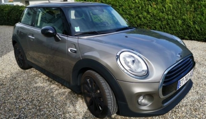 Mini Cooper Edition BlackFriars
