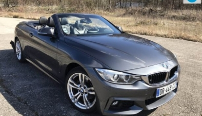 Bmw Serie 4 Pack M Finition Performance cabriolet