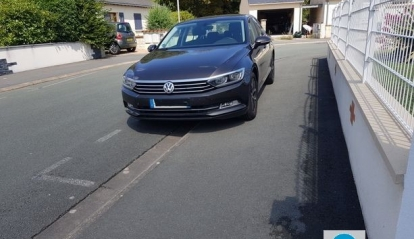 Volkswagen Passat Bluemotion Technology