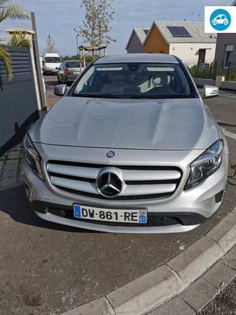 Mercedes Classe GLA Intuition