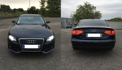 A VALIDER : Audi A4 Diesel Manuelle 2010 57000