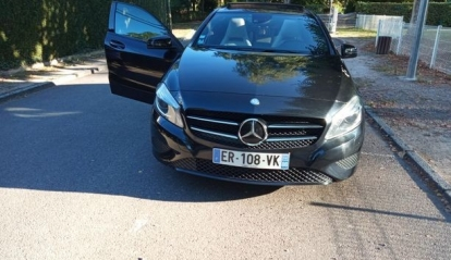 Mercedes Classe A 180 Blueefficiency Inspiration