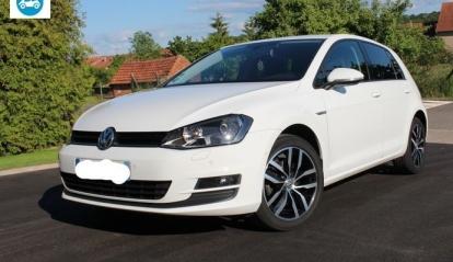 Volkswagen Golf 7 Cup