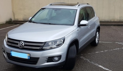 Volkswagen Tiguan Bluemotion Technologie Lounge