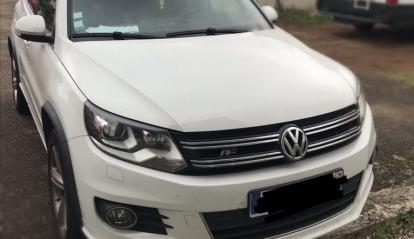 Volkswagen Tiguan R Line 4Motion