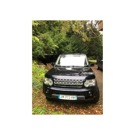 Land Rover Discovery Diesel Automatique 2010 NANCY